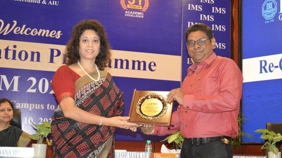 """IMS Ghaziabad organises """"Journey from campus to corporate"""" program"""