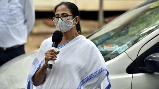 Trinamool Congress supremo and West Bengal chief minister Mamata Banerjee has been invited to an international peace conference in Rome. (File Photo)