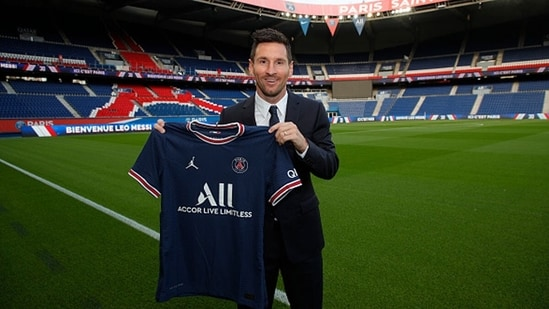 Lionel Messi signs with PSG, to wear No. 30 after Barcelona exit`