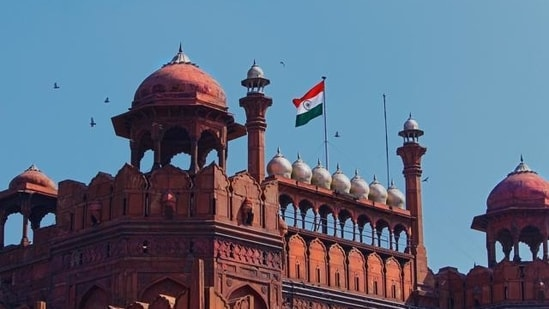 For the first-time ever, Indians will be able to get an entire 360-degree virtual reality view of Independence Day celebrations from the Red Fort in New Delhi. (File Photo)