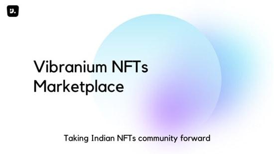 Vibranium NFTs Marketplace