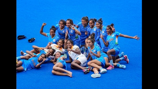 Indian women's hockey team created history by reaching the semi finals of Olympics, and won the hearts of the country for their level of commitments and efforts. The team is now gearing up for upcoming tournaments such as Commonwealth Games, and more. (Photo: PTI)