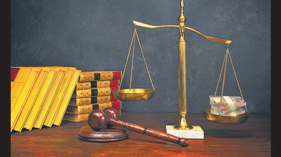 The district police have filed a review petition in a local court against the bail granted to a Ludhiana-based businessman. (Getty Images/iStockphoto)