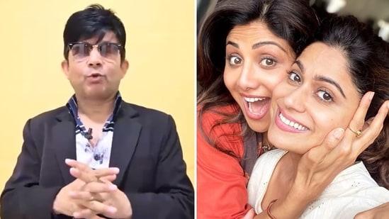 Kamaal R Khan aka KRK participated in Bigg Boss 3 with Shamita Shetty,