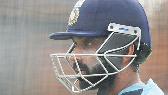 Ajinkya Rahane has scored only two 50-plus scores in the last 16 innings.(Getty Images)