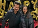 Anil Kapoor and Sunita Kapoor tied the knot in 1984.