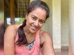 Sameera Reddy writes powerful letter to her stretch marks in new fitness post, read here(Instagram/@sameerareddy)