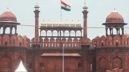 PM Modi will address the nation from the ramparts of the Red Fort (File Photo/PTI)
