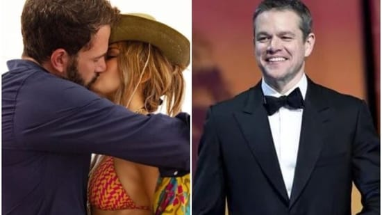 Matt Damon has always supported his friend Ben Affleck as he rekindled his relationship with Jennifer Lopez.