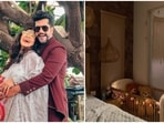 Kishwer Merchant and Suyyash Rai's baby is due this month.