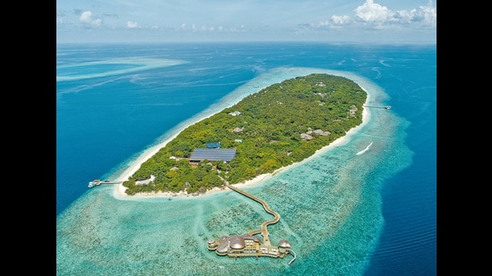 The level of hoteliering in the Maldives is so fabulous that the resorts are at the cutting edge of global hospitality