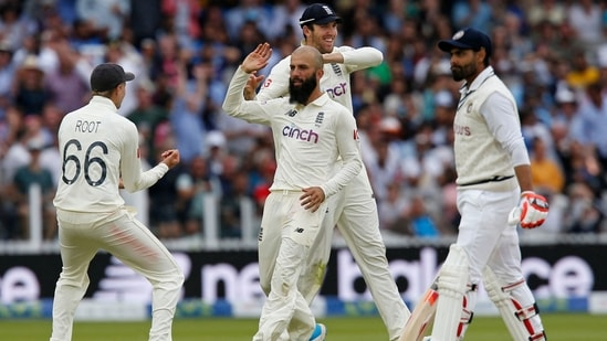 India vs England Highlights 2nd Test Day 4: India 181/6 at stumps, lead  England by 154 runs in 2nd innings   Hindustan Times