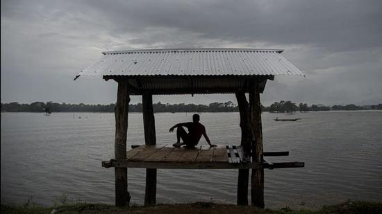 Assam-Meghalaya region has previously witnessed deficit rainfall in 2010, 2011, 2013, 2016 and 2018. (AP Photo/Representative)