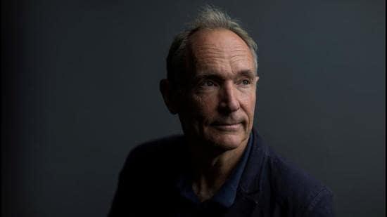 World Wide Web founder Tim Berners-Lee. (REUTERS File)