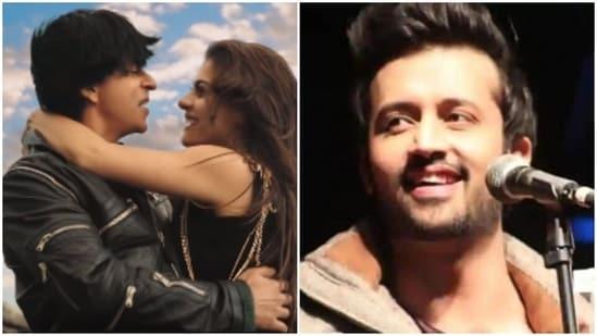 Atif Aslam has spoken about Gerua for Shah Rukh Khan's film Dilwale.