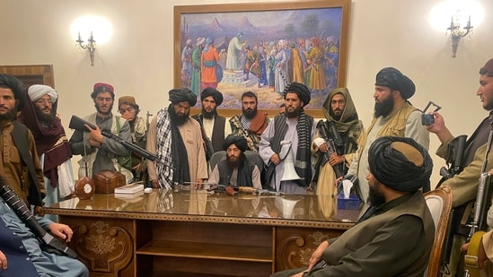 The Taliban are also holding internal consultations on formulating new governance set up in Afghanistan. (File Photo)