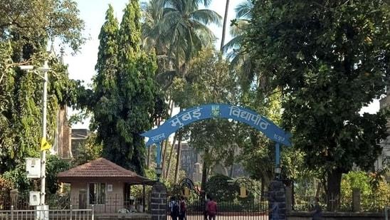 Mumbai University. (HT file photo)