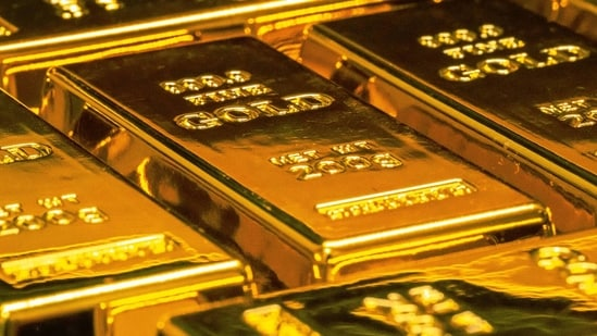 Gold price went up by <span class='webrupee'>₹</span>446 per 10 gram, while silver saw its price increase by <span class='webrupee'>₹</span>888 per kilogram.