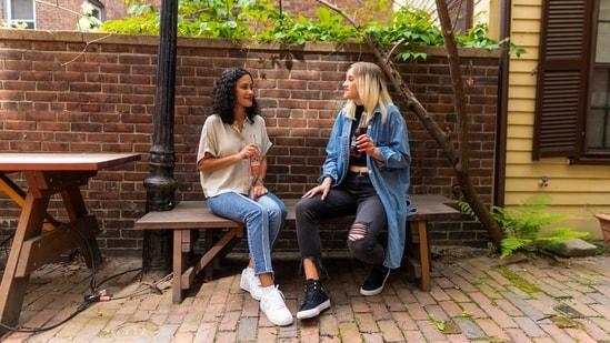 Study says having a good listener during adulthood improves brain health(Unsplash)