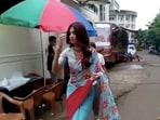 Shilpa Shetty returns to the sets of Super Dancer.