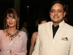 Sunanda Pushkar was found dead in a suite of a luxury hotel in the city on the night of January 17, 2014.(Hindustan Times)