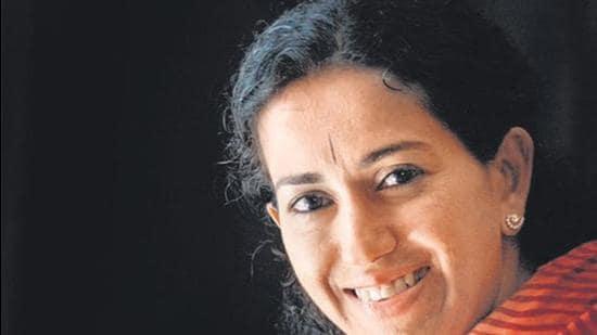 Shoba Narayan. (Sourced)
