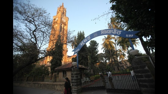 The first merit list for degree colleges was announced on Tuesday, and many colleges witnessed a 10-13 percentage point increase in cut-offs (HT FILE)