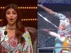Shilpa Shetty in the new promo of Super Dancer 4.