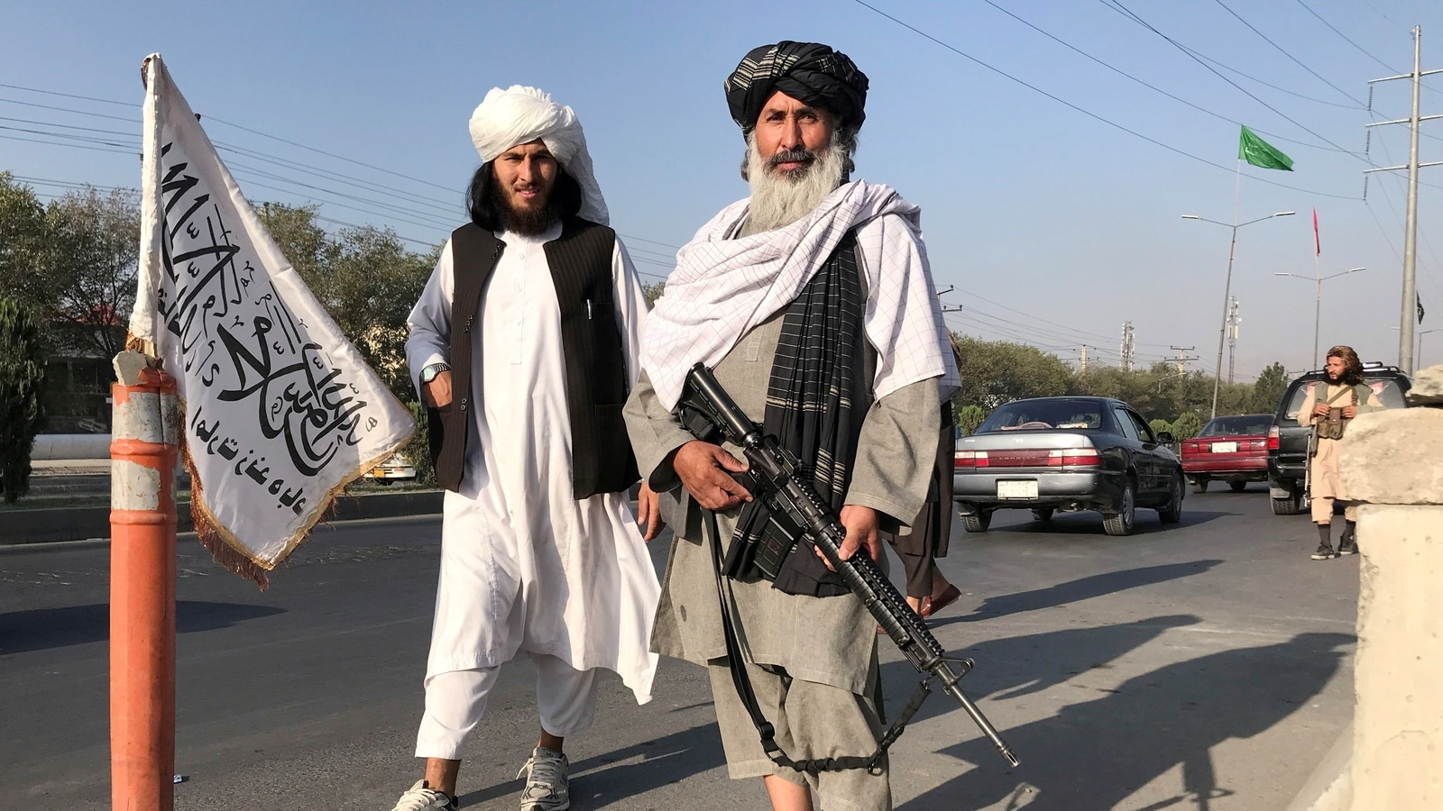 How <b>Facebook</b>, Twitter, and YouTube are struggling to keep Taliban at bay   World News ... thumbnail