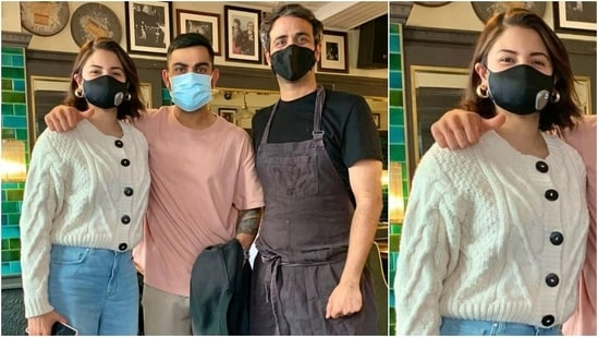 Anushka Sharma's lunch-date look with Virat Kohli costs more than <span class='webrupee'>₹</span>1 lakh, read the details(Instagram/@tendril_kitchen)