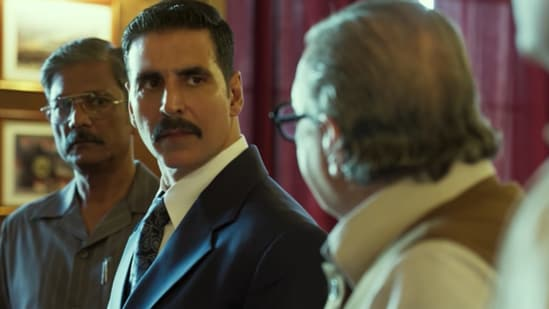 BellBottom movie review: Akshay Kumar is tailor-made for this movie, just like his crisp suits.