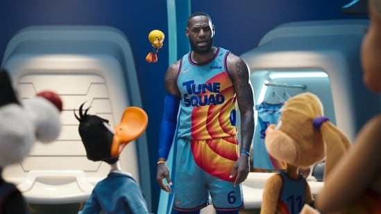 Space Jam A New Legacy movie review: LeBron James' glorified career transition didn't need an audience to watch along.