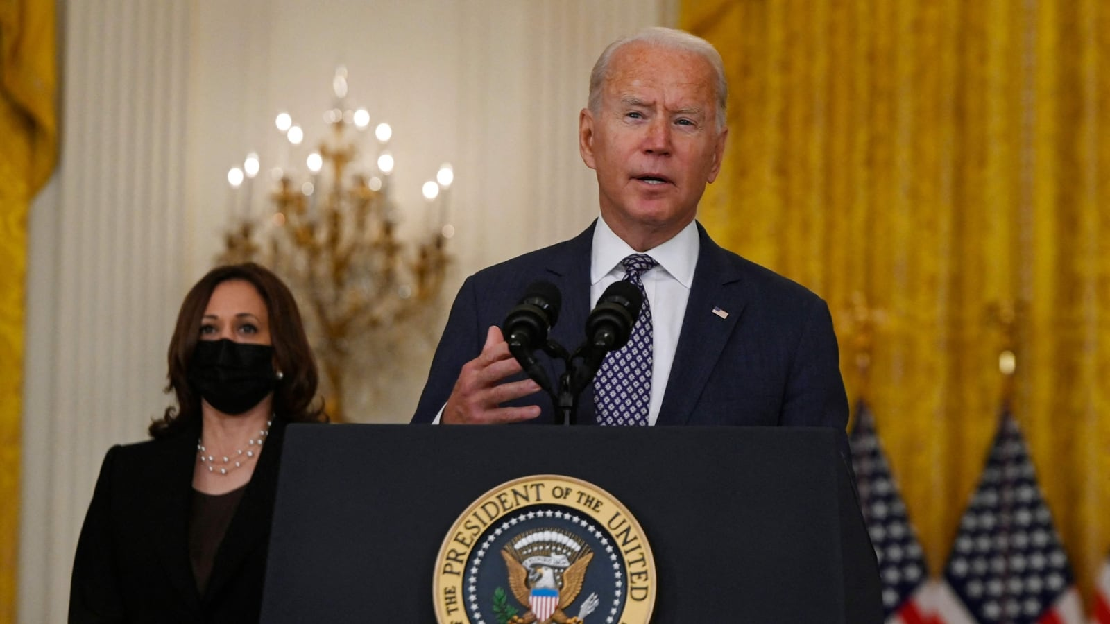 Joe Biden pledges to Americans in Kabul: 'We will get you home' -India News Cart