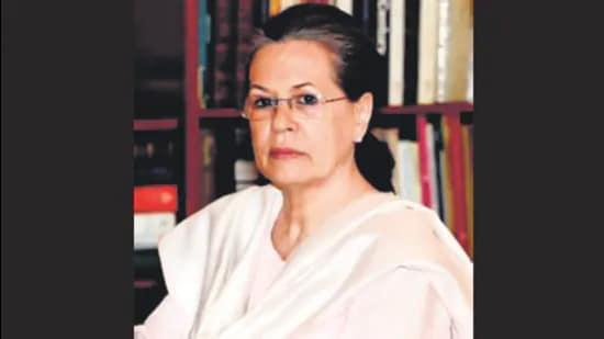 File photo: Congress president Sonia Gandhi. (File photo)