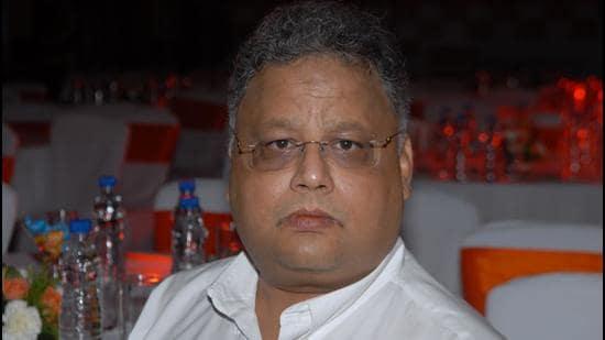 Rakesh Jhunjhunwala.