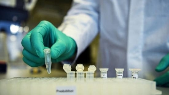 ZyCoV-D is a first of its kind DNA vaccine that produces the spike protein of the SARS-CoV-2 to elicit an immune response.(Reuters file photo. Representative image)