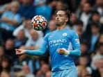 Manchester City's Jack Grealish in action Action Images via Reuter(Action Images via Reuters)