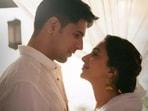 Sidharth Malhotra with Kiara Advani in Shershaah.