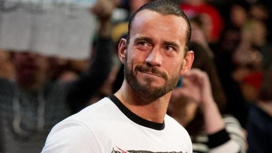 File image of CM Punk.(WWE)