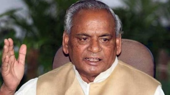 Born on January 5, 1932, Kalyan Singh first became an MLA in 1967. (File Photo)