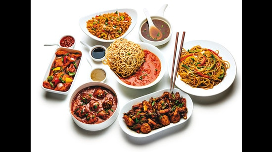 In India, rice and noodles are preferred with every dish and the gravy is thick using battered ingredients