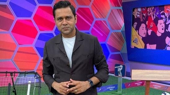 File image of Aakash Chopra.(Aakash Chopra/Instagram)