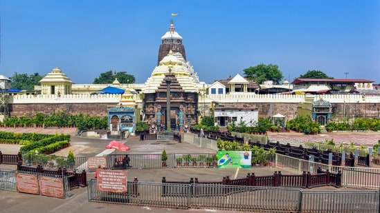 Devotees visiting the temple will be required to produce a certificate of full vaccination status or a negative Covid test report not older than 96 hours.(PTI)