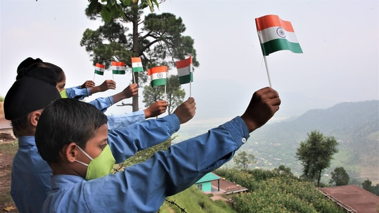 Unlike every year, this year we celebrated the victories of our Human Resources leaders and Olympians along with our freedom fighters and war heroes on 75th Independence Day.(PTI Photo/File)