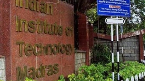 IIT Madras claims to have developed India's first indigenous motorised wheelchair vehicle(PTI)