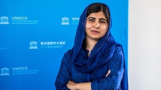 Nobel Peace Prize laureate Malala Yousafzai(REUTERS)