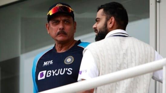 'Shastri will let Kolhi go, won't mind seeing him exchange words with Anderson'(AP)