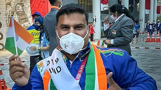 Tekchand was New Flag Bearer of India in Tokyo Paralympics