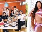 BTS and Megan Thee Stallion are collaborating on a Butter remix.