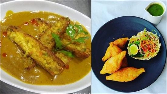 Recipe: Treat yourself to a lavish lunch of Khashawadi Roll, Dahi Ke Roti Kebabs(Chef Satvir Singh, Executive Chef, Anuraga Palace )